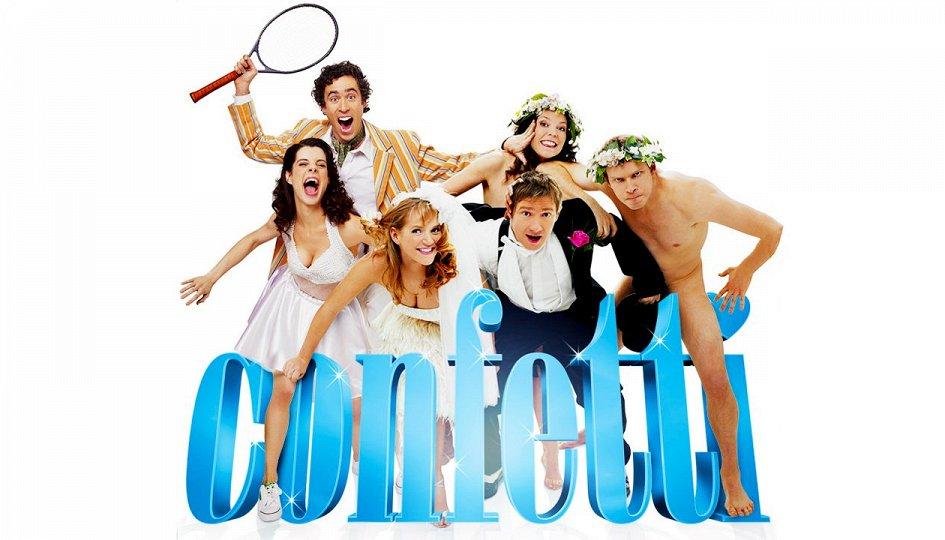 Кино: «Конфетти»
