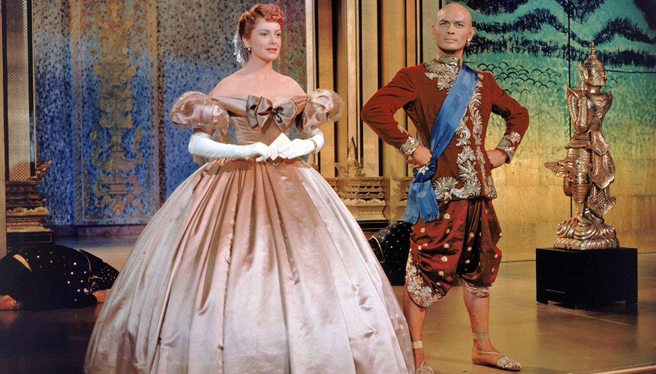 Кино: «Король и я»