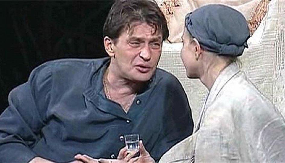 Кино: «Александр Домогаров. Исповедь одинокого мужчины»
