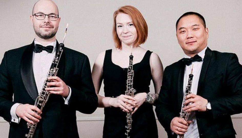 Концерты: «Гобой-гала»: Гомбо Ганбаатар, Екатерина Тарасова