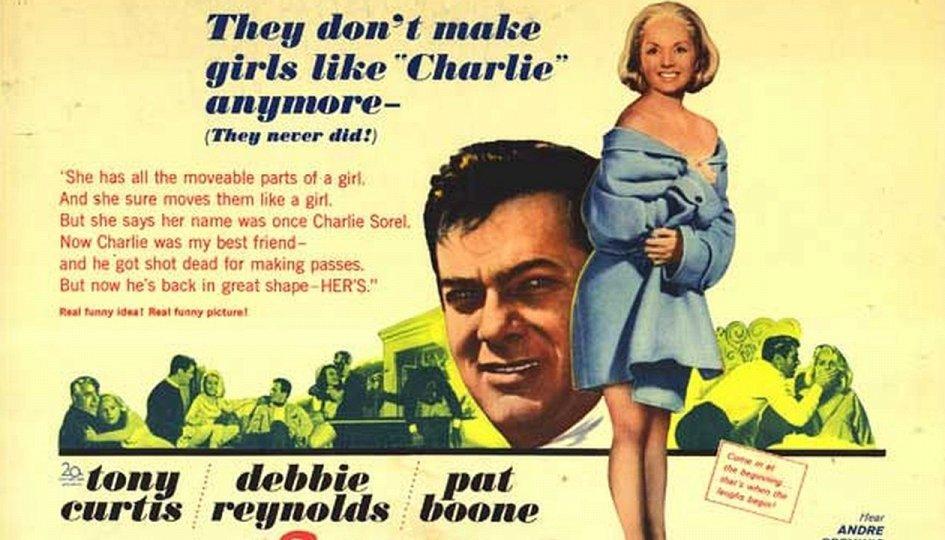 Кино: «Прощай, Чарли»