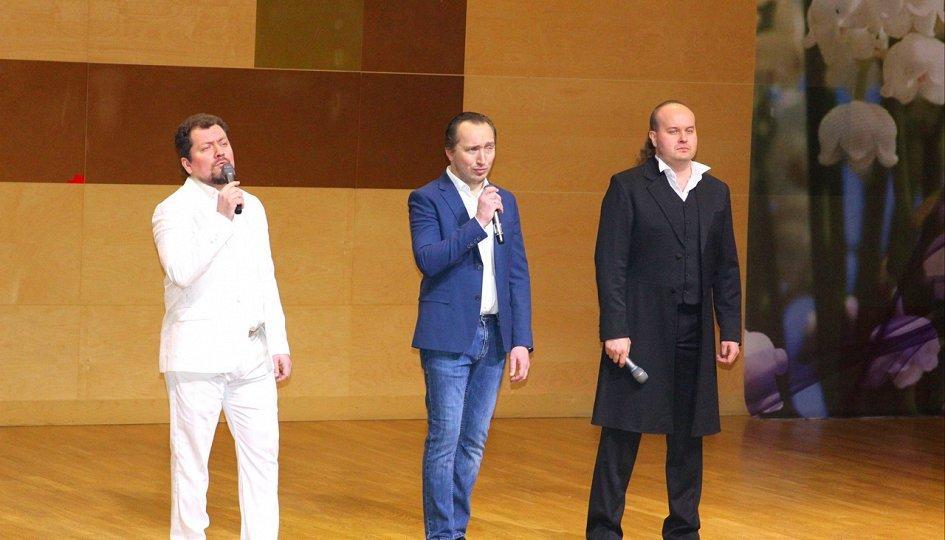 Концерты: «Даниловские солисты»: Денис Денисов, Александр Корогод, Юрий Барков