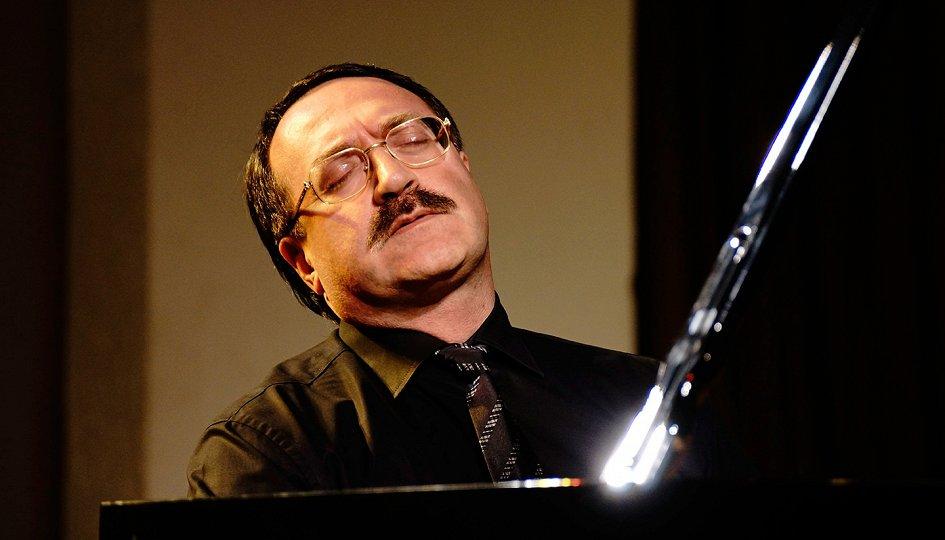 Концерты: «Рояль в джазе»: Даниил Крамер и Филармонический джаз-оркестр РТ