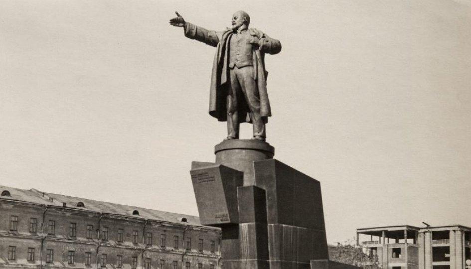 Выставки: Революция и наследие/Наследие революции