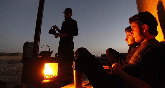 На всей территории Сирии отключено электричество