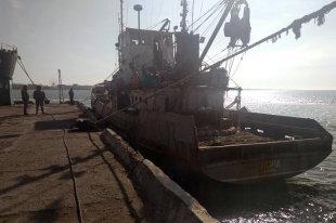 Морякам судна «Норд» разрешили покинуть Украину