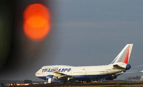 Киев запретил «Аэрофлоту» и «Трансаэро» полеты на Украину