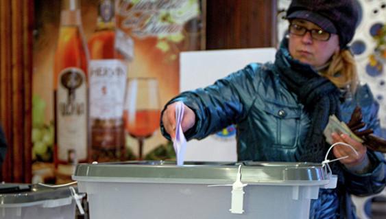 В Молдавии один из кандидатов выбыл из президентской гонки