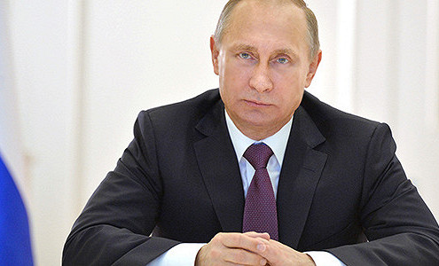 Путин подписал закон о докапитализации банков