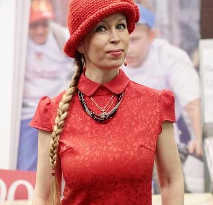 Татьяна Конюхова: «Я— вечно восторженный человек»