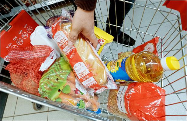 ВРоссии спрос напродукты длязапасов упал на30%