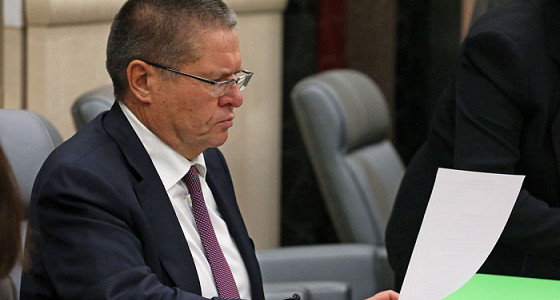 Улюкаев предложил распространить режим ТОР на всю Россию