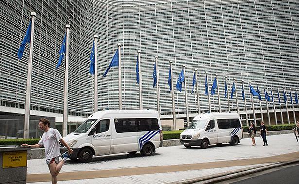 ВБрюсселе открывается саммит Восточного партнерства