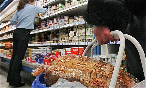 Россияне отметили снижение темпа роста цен к концу 2015 года