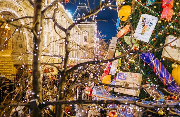 Москва новогодняя: зимние развлечения длявсех