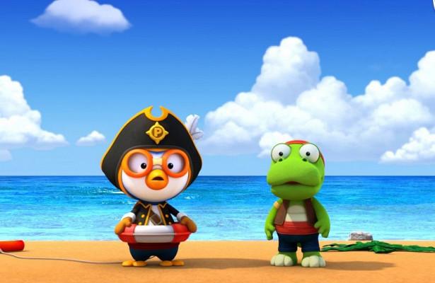 «Пингвиненок Пороро. Пираты острова сокровищ» выходит впрокат