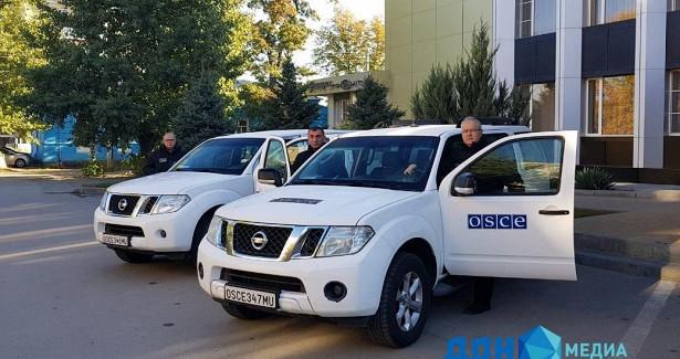 Миссия ОБСЕ свернула свою деятельность наДону ипокинула Ростовскую область