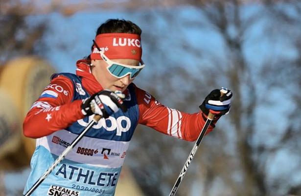 Ступак завоевала серебро вмасс-старте на«ТурдеСки»