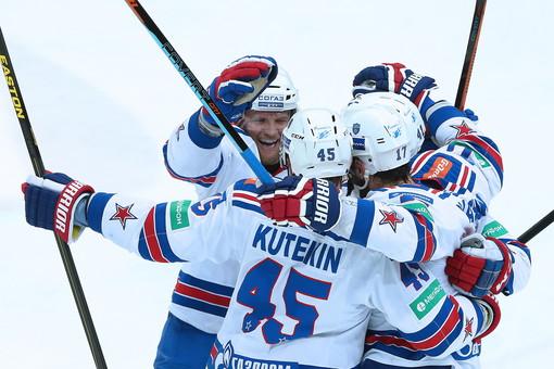 СКАвыиграл 16-йматч подряд настарте КХЛ