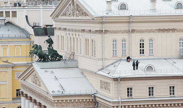 Государственный хориГосоркестр отметят юбилей насцене Большого театра