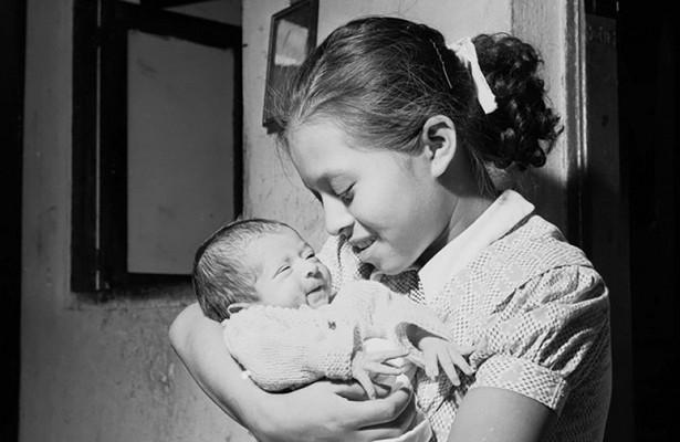 Родить в5лет: самые молодые мамы вистории