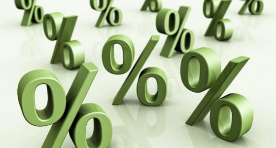 ЦБ: средняя ставка по вкладам упала до 12,875%