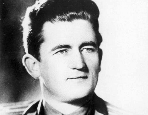 Небо войны Сергея Крамаренко