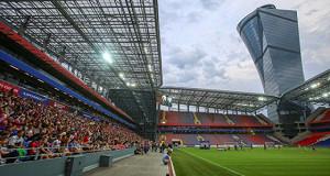 Внешэкономбанк инвестировал в строительство стадиона ЦСКА 240 млн долларов