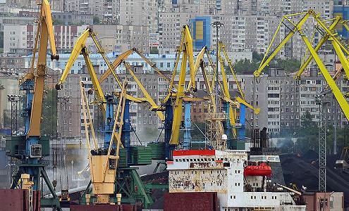 Арабские деньги входят в российские порты