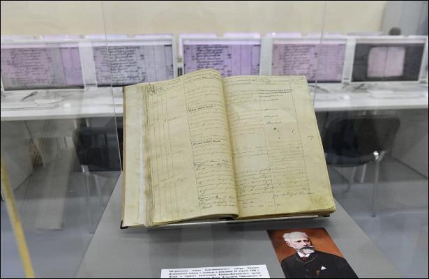 Архивисты оцифровали более 2млнстраниц метрических книг ожителях Удмуртии