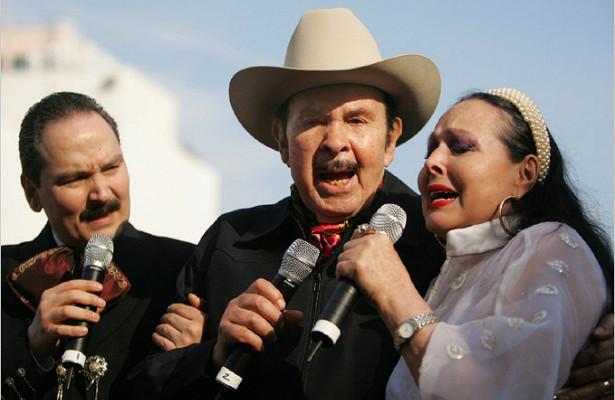 Умерла самая известная певица Мексики