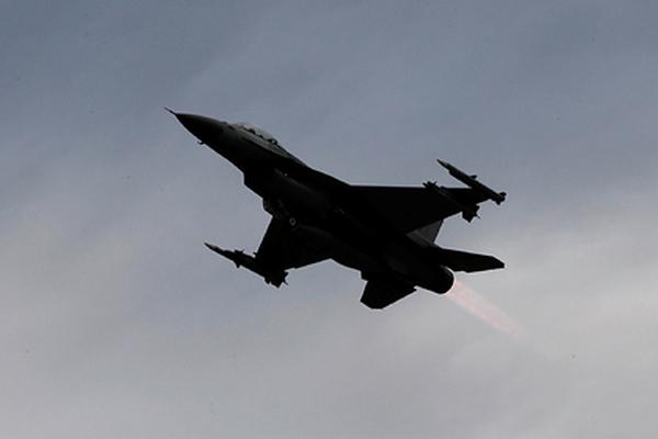 F-16пропал наТайване