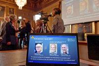 «Нобелевку» похимии получили создатели криоэлектронной микроскопии