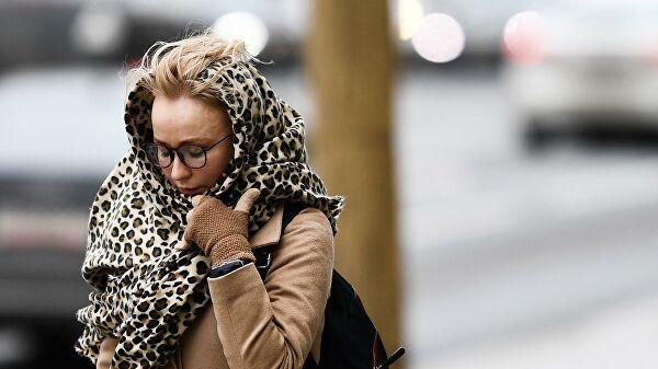 Москвичей предупредили опорывистом ветре впятницу