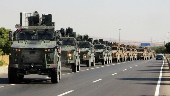 Военный эксперт считает, чтоТурция готовится кновому наступлению насевере Сирии