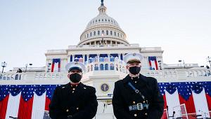 Нацгвардию оставят вВашингтоне из-заугрозы нового штурма Капитолия