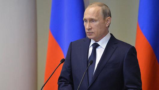 Путин: бизнесу надо успеть занять новые ниши в условиях ослабевшего рубля