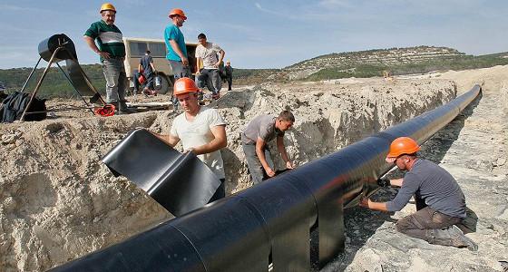 Украина потребует газ обратно