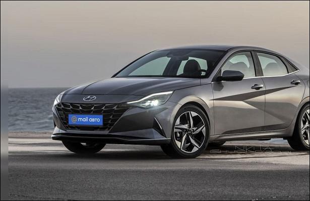 Новый Hyundai Solaris показали напервых рендерах
