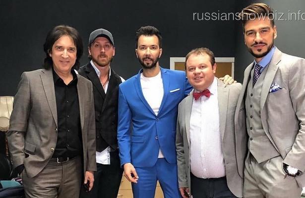 Дениса Клявера пригласили наПервый канал