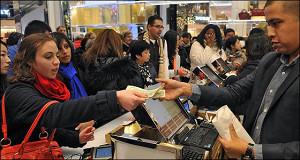 Предрождественские распродажи оправдали прогнозы