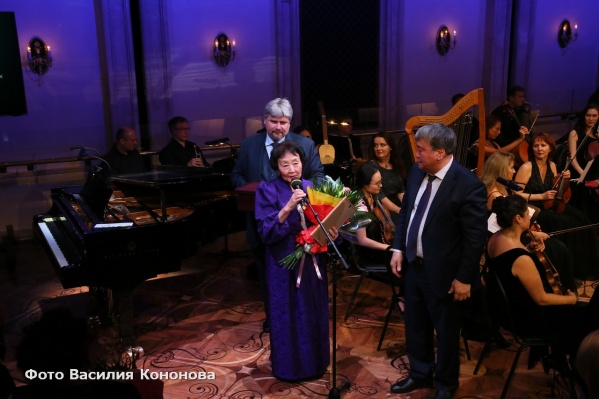 Председатель Госсобрания Якутии встретился смузыкальной общественностью Москвы