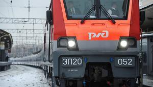 Поезд сбил двух человек вНовой Москве