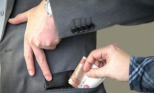Чиновникам облегчат сдачу взятки