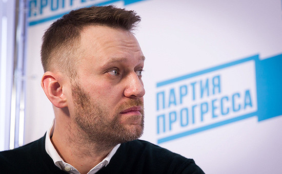 Столичная полиция подтвердила задержание Навального вметро