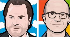 Microsoft и Salesforce не договорились о цене