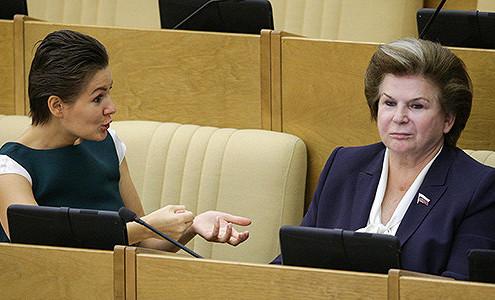 Женщин-депутатов оставили без автомобилей по выходным