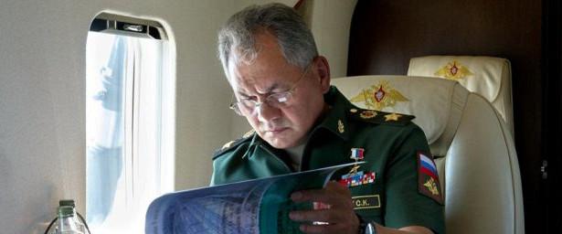 Самолет министра обороны РФШойгу перехватили надБангладеш