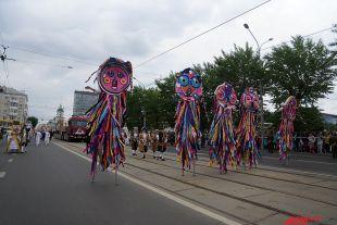 Любой пермяк вДень города сможет пройти вкарнавальном шествии