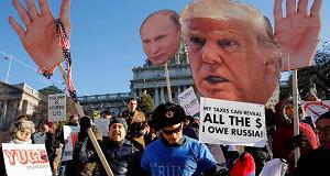Америка разошлась по разные стороны России